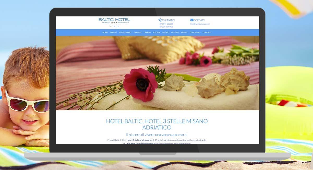 Hotel Baltic Misano Adriatico
