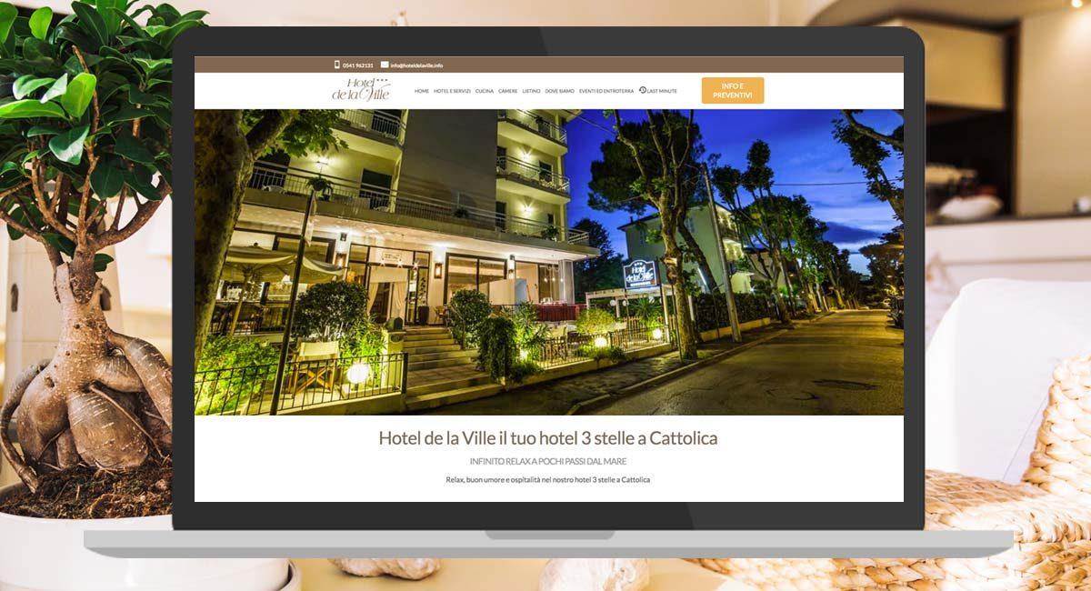 Hotel de la Ville - Cattolica