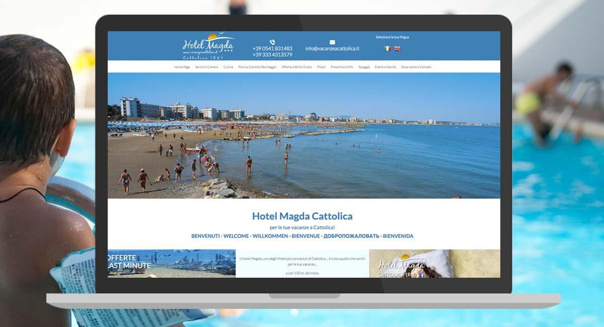Hotel Magda - Cattolica