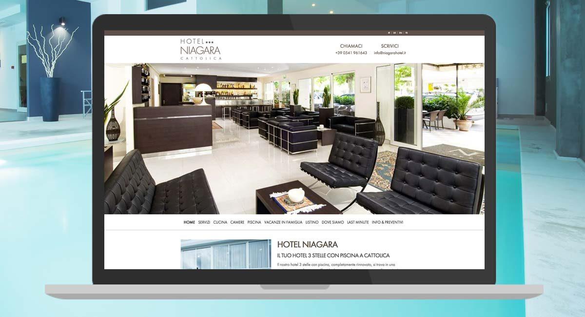 Hotel Niagara - Cattolica