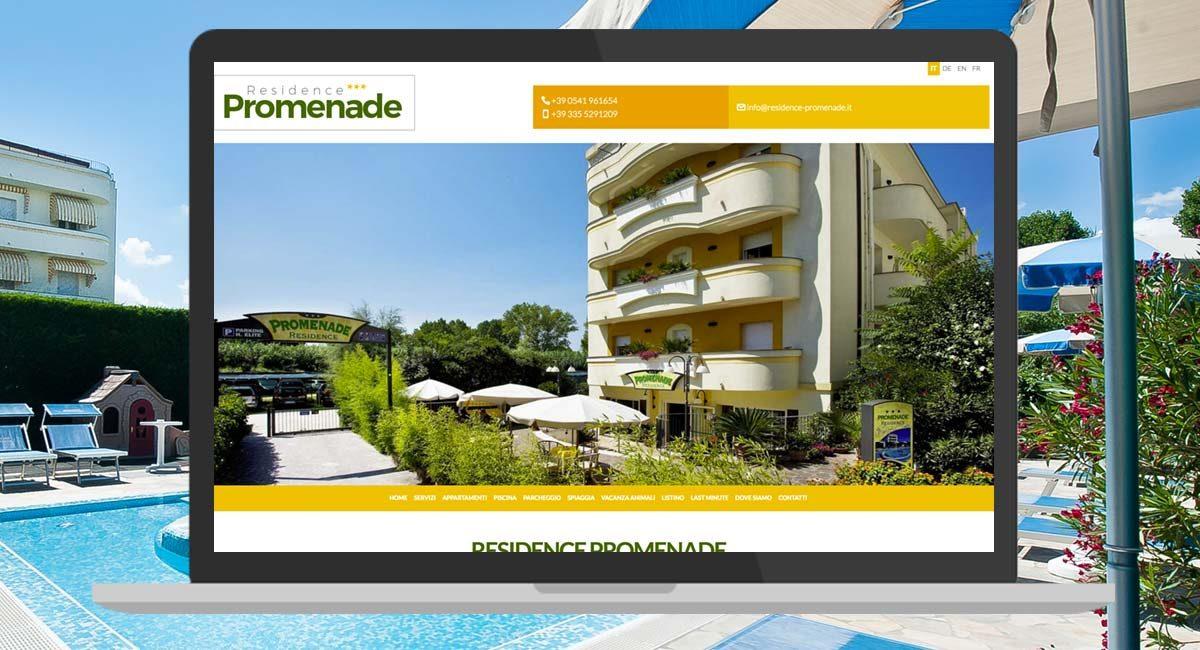 Residence Promenade - Cattolica